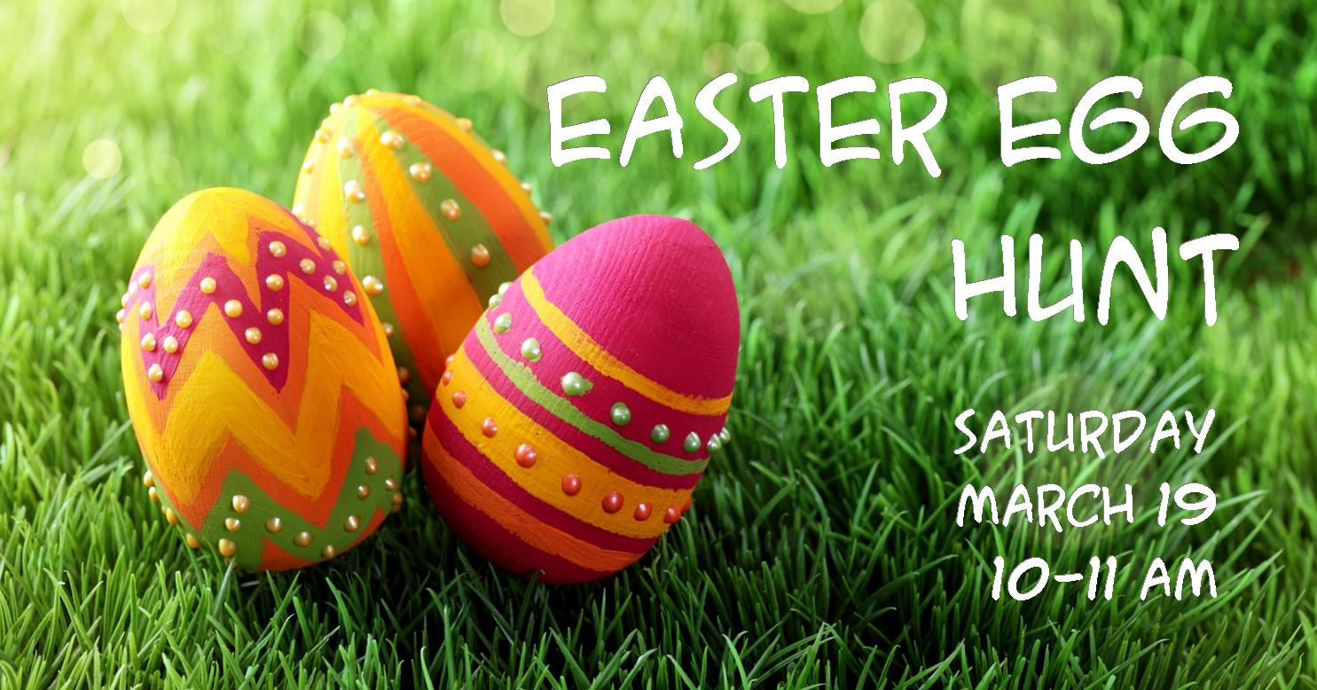 Easter Egg Hunt This Saturday » Haran Baptist Church